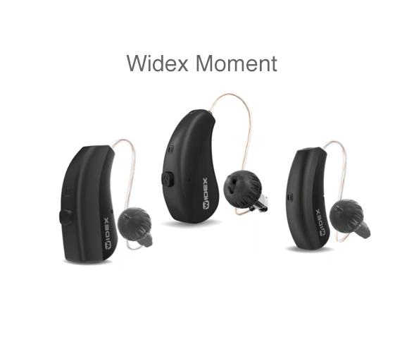 Audífonos Widex Moment